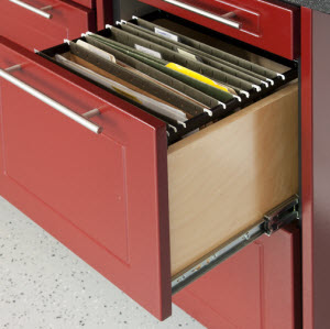Henderson - Drawer Unit Garage Organization