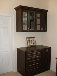 Sloan Home Office Furniture and Cabinets