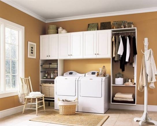 Summerlin Laundry Storage Ideas