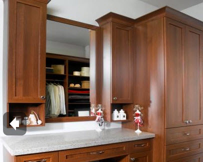 Summerlin Closet Dressing Table